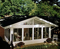 Joyce Boasts The Best Built Sunrooms In The Business And A Lifetime  Warranty. Let Clear Visions Glass Help You Offer This Valuable Product To  Your Home ...